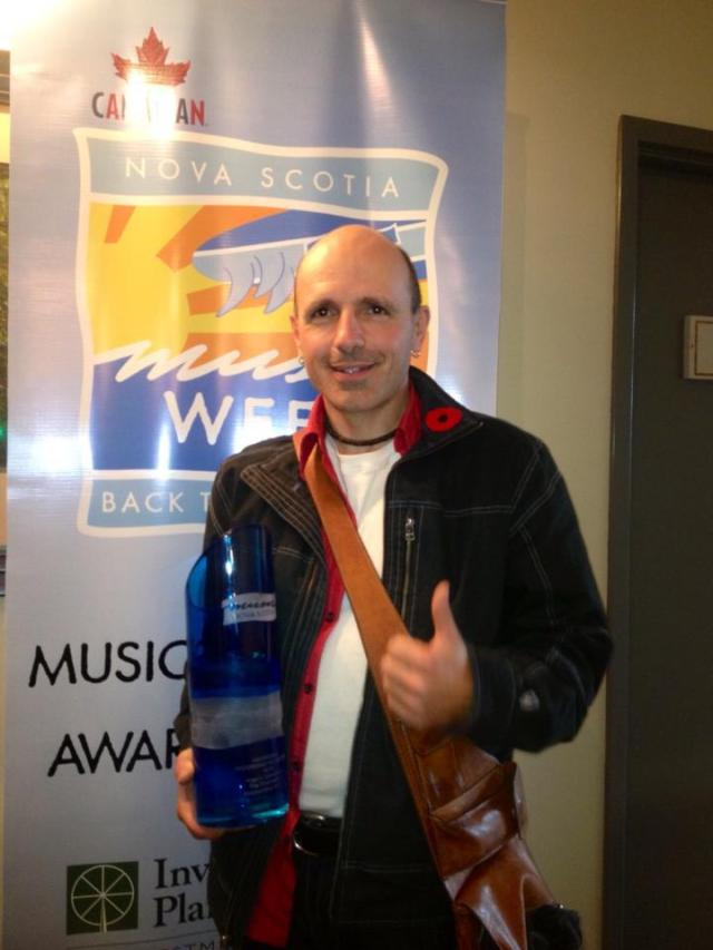 Aboriginal Recording of the Year goes to Angelo Spinazzola & The First Nations Songwriting Sessions.