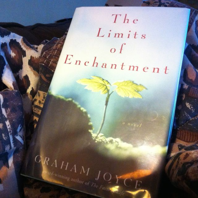 """The Limits Of Enchantment"" by Graham Joyce. Book report by Leah Noble."