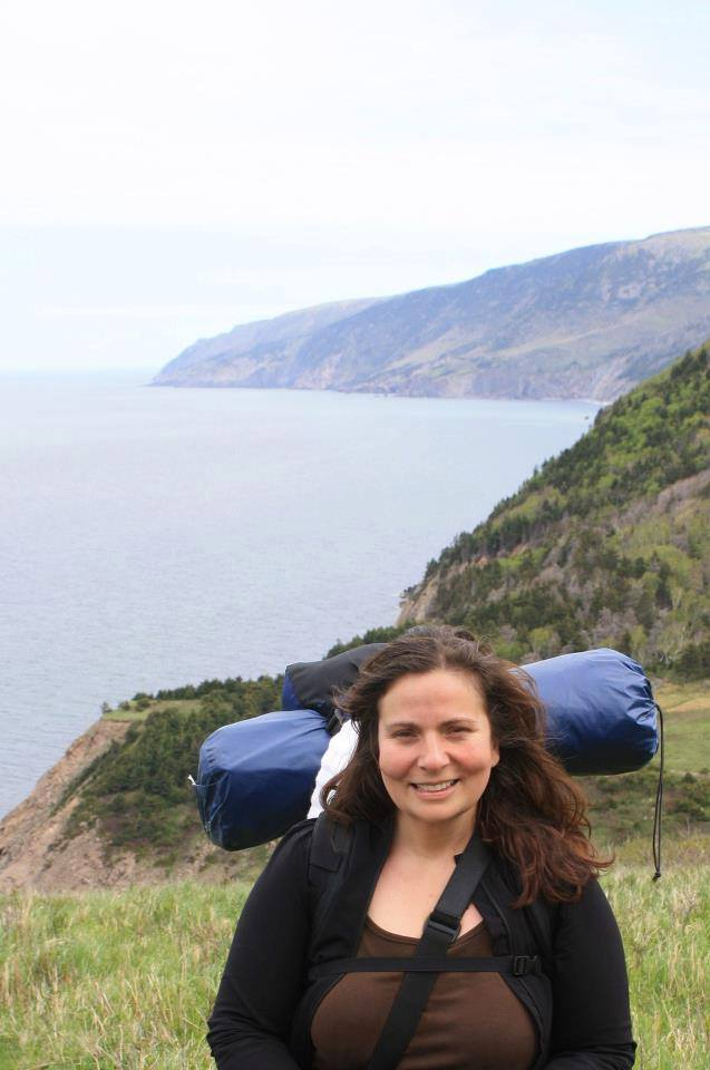 Pamela Johnson, a Risk Taker. Interview on Dream Big Cape Breton.